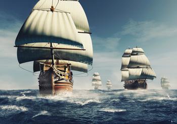 flotte bateau à voile