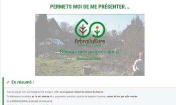 Permaculture : formation en ligne