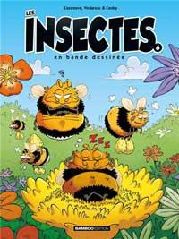 Vacances des P'tits jardiniers et les insectes