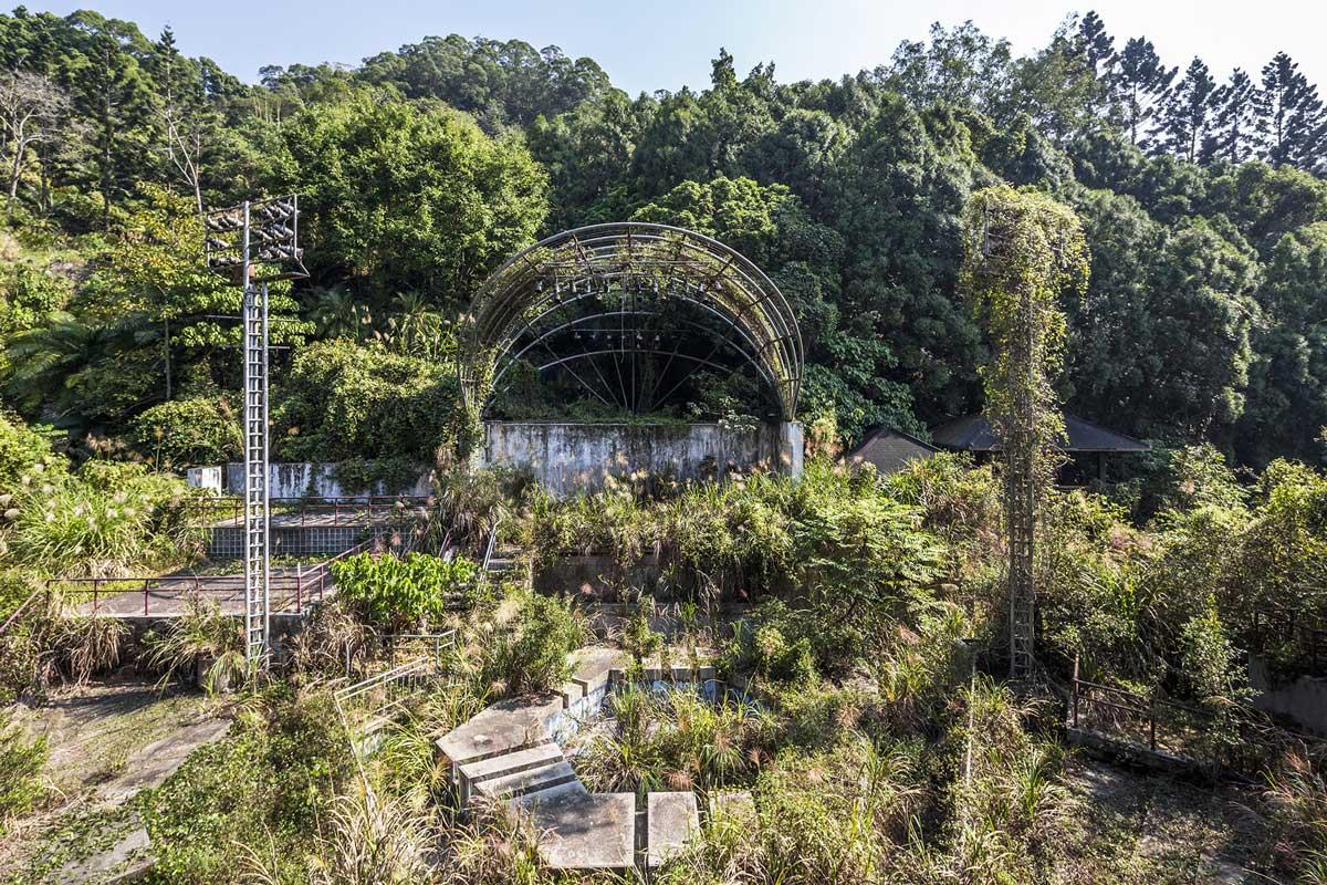 Jonk - Parc d'attractions - Taïwan
