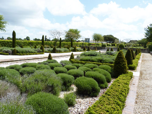 Rochefort - Les jardins de Compostelle