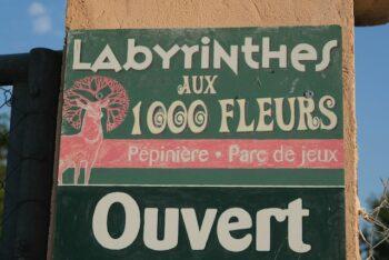 Labyrinthes aux 1000 fleurs