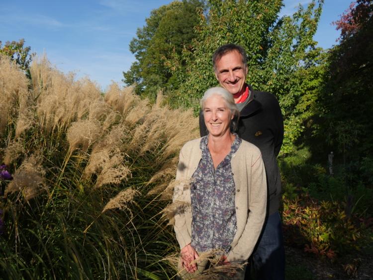 Jennifer et Claude Meunier