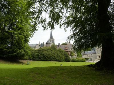Flaubert - Parc de Clères