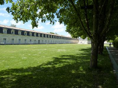Rochefort - le Jardin des retours