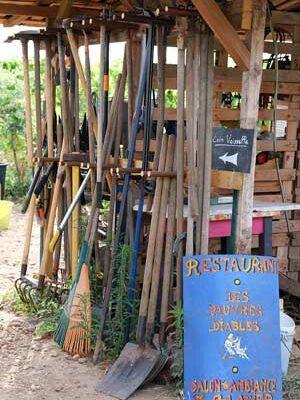 oasis citadine : les outils