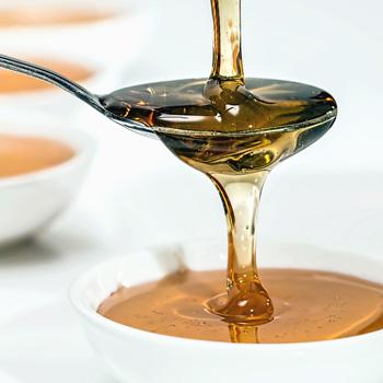 cuillerée de miel