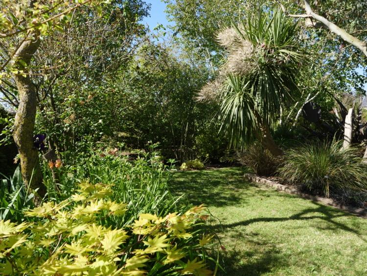 ambiance exotique au jardin