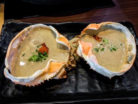 Kanimiso - cervelle de crabe
