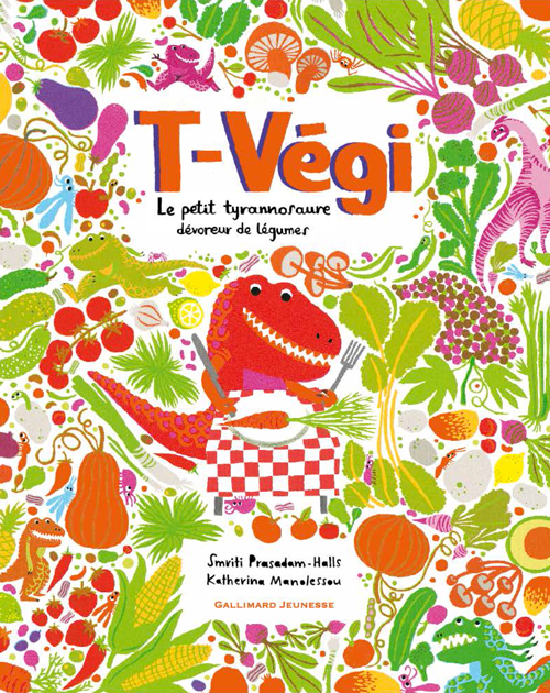T-Végi - Gallimard jeunesse