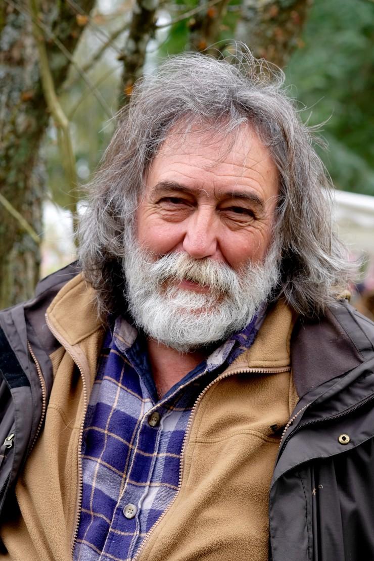Jean-Marc Parra (Ah ! La ferme des Saveurs)