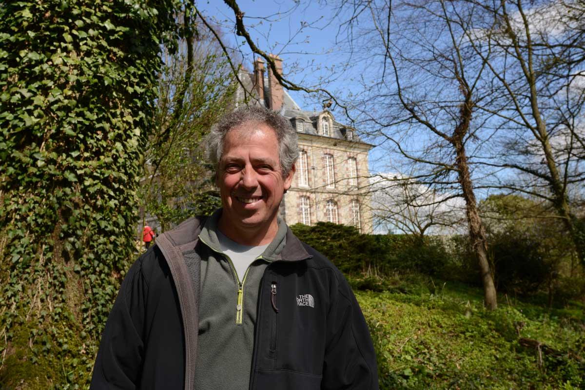 Yannick Fournet , pépiniériste